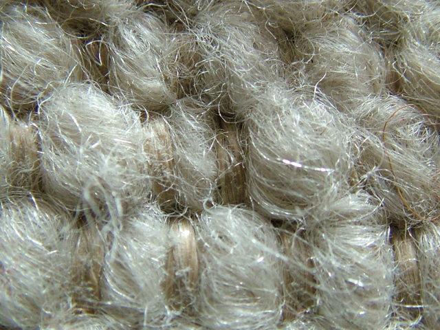 vlákna vlněného koberce
