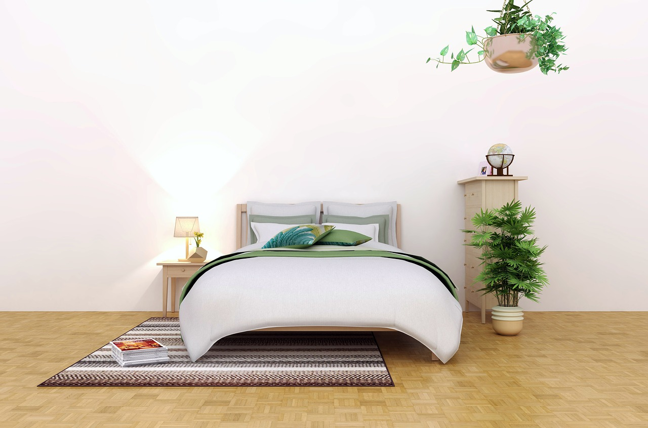 ložnice postel